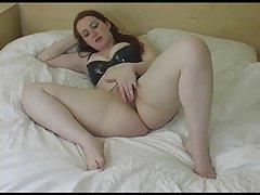Poposu ilk anal modeli için elena koshka